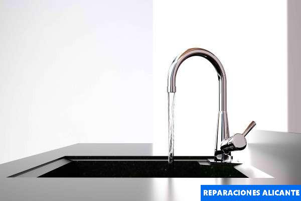 reparaciones de fontaneria Elche