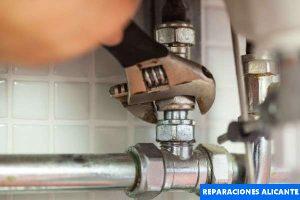 reparaciones fontaneria Javea