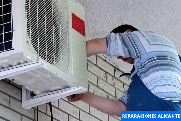 servicio tecnico aire acondicionado elche