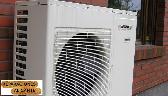 instalador aire acondicionado elche