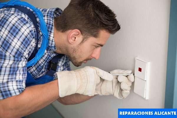 reparacion electricidad benidorm