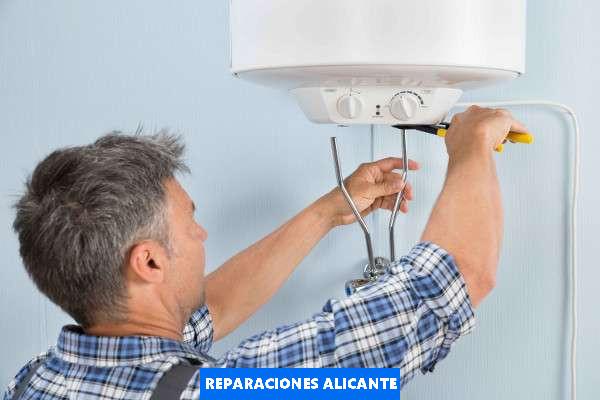 reparación Calderas de gas barato Alicante