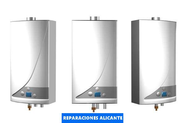 termo eléctrico Alicante