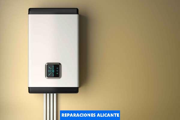 instalación termo eléctrico Alicante