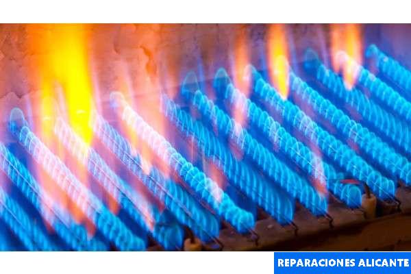 venta calentadores gas Alicante